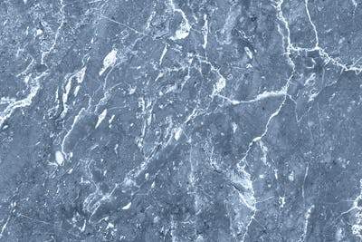 Blue and gray marbled textured background