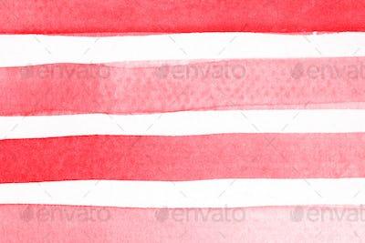 Red brush stroke patterned background