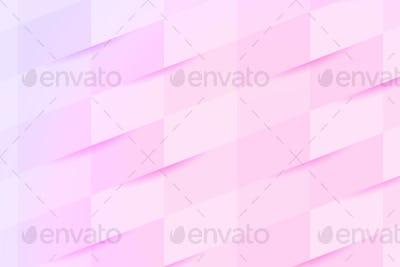 Light pink geometrical patterned background