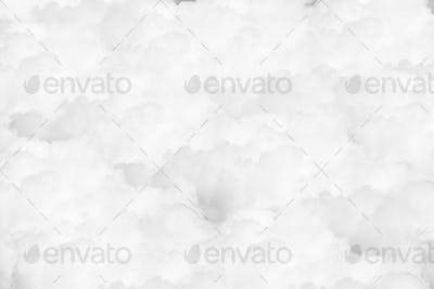 Grayish cloud patterned background