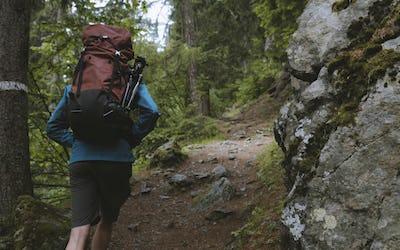 Hiking in Chamonix