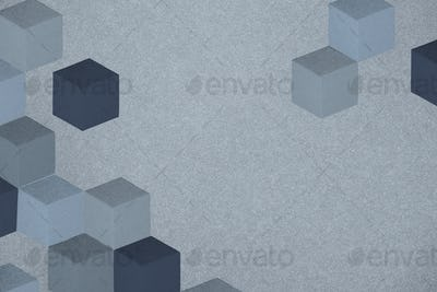 Gray glitter textured paper background