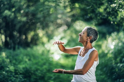 Energy Work and Mindfulness, Natural Surrounding
