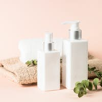Natural cosmetic product. Spa background.