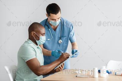Preparation for coronavirus immunization and health care during pandemic