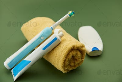 Oral care products, toothbrush, toothpaste, floss