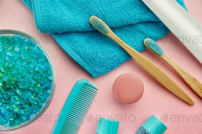 Oral and skin care products, hygiene tools