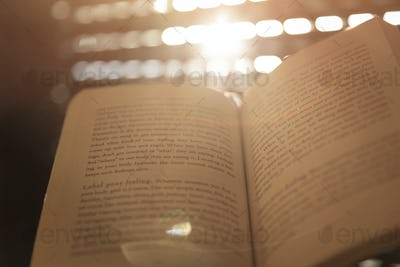 Leisure Time with a Book
