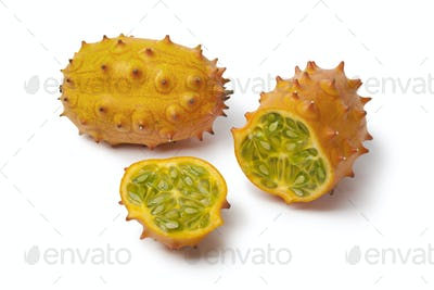 Fresh Kiwano fruit