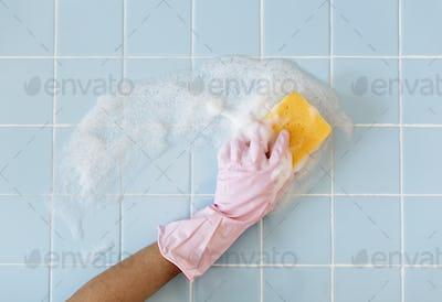 Household chores concept