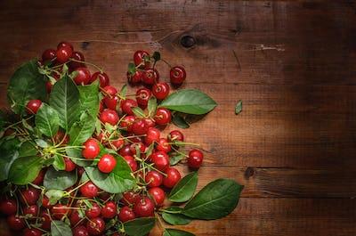 ripe berry (cherry)