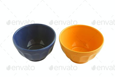 Two ceramic bowls
