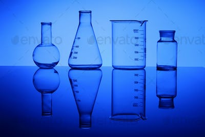 Glass chemistry tubes