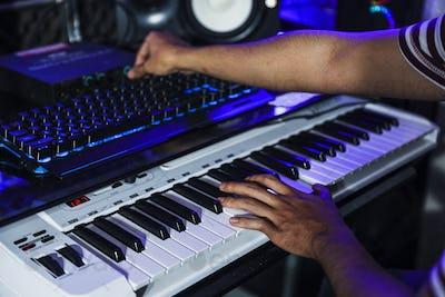 Music arranger