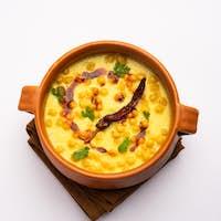 Boondi Kadhi or bundi kadi or curry