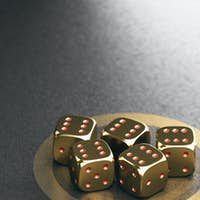 The perfect bet. Dices and probability.