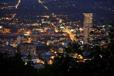Portland Oregon USA