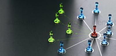 Building New Strategic Alliances. Expand Business Partnership Network.