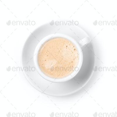 Espresso with milk