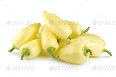 Mellow yellow pepper
