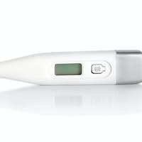 Digital thermometer Isolated (Path)