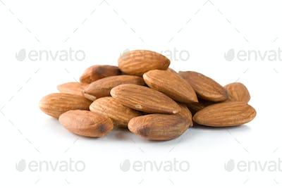 Handful almond