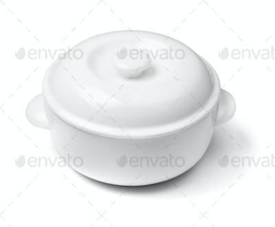 China soup dishware