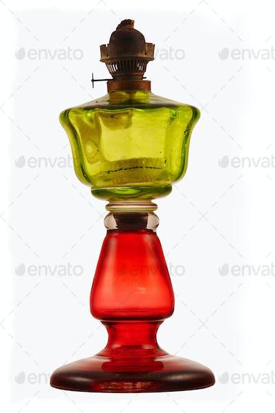 old oil lighter