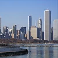 Chicago Skyline East