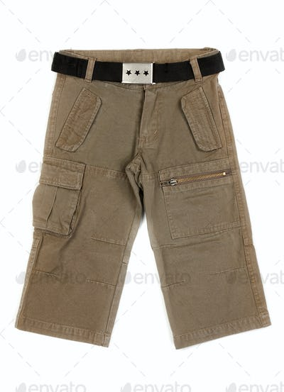 Baby Pants Military