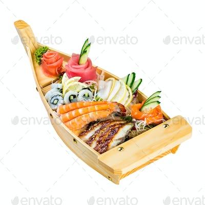 sea food combination