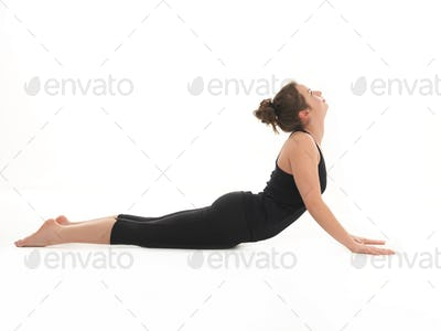 advanced yoga pose