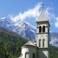 Church in Sulden