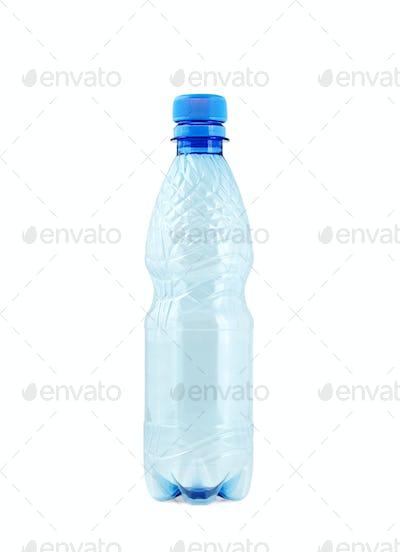 Polycarbonate plastic bottle
