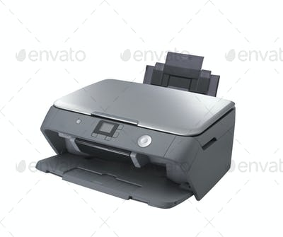 color printer device
