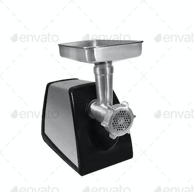 electrical meat grinder.