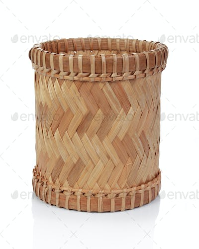 traditional bamboo object