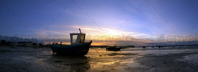Poole Harbour Panorama
