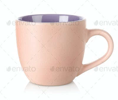 Lilac cup