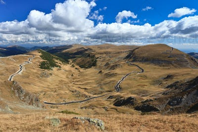 alpine road
