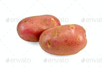 Potatoes red two