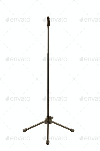 stand isolated on white background