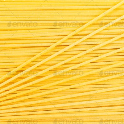 Italian Spaghetti or Noodle Macaroni Pasta food background texture