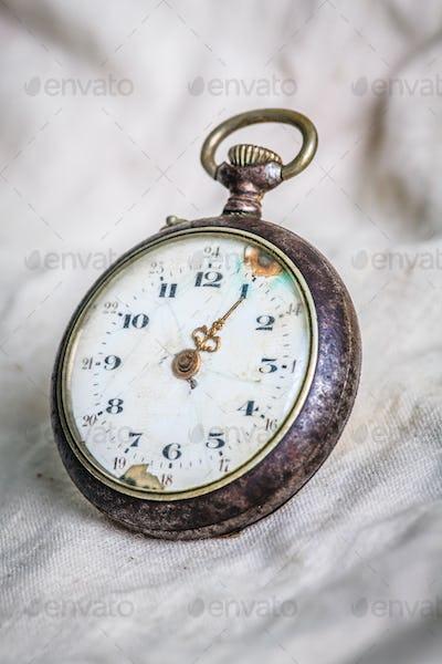 Vintage style pocket watch
