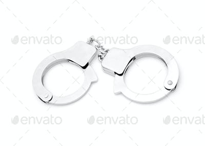 Hand cuffs - very high resolution