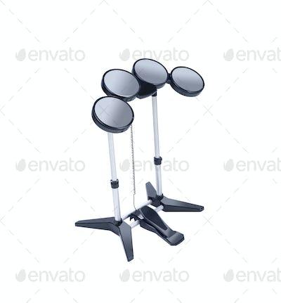 Modern electric drum