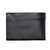 Black Wallet. On a white background.