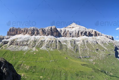 Dolomites - Sella mountain