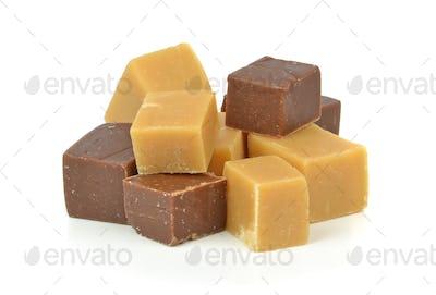 A Pile of Fudge