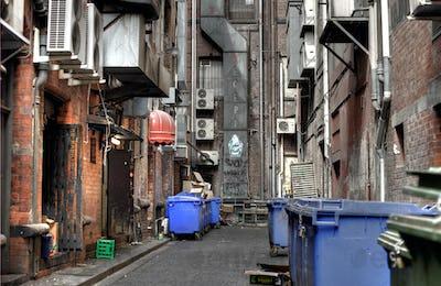 Melbourne Alleyway